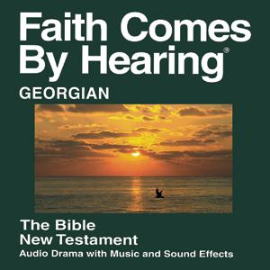 Новый Завет на грузинском языке - 1992 Edition Audio Drama New Testament ქართულ Georgian